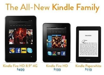 Will Kindle E-Books Leave Blind Students Behind? - Yahoo! News (blog)   BiblioAsuntos   Scoop.it