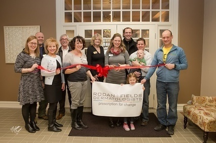 Ribbon Cutting: Chamber Celebrates Opening of Rodan + Fields in Stillw | Multi-level Marketing (MLM) | Network Marekting | Direct Selling News | Scoop.it