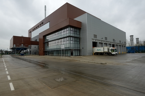 Operations begin at £72m Peterborough ERF - letsrecycle.com | Energy from The Waste | Scoop.it
