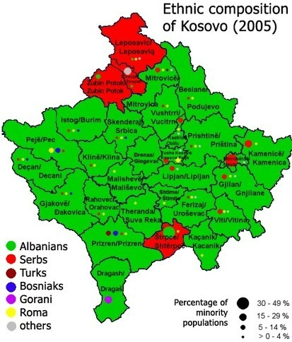 Kosovo preelection report: Why who participates is more important than who wins - Washington Post (blog) | Conflict transformation, peacebuilding and security | Scoop.it