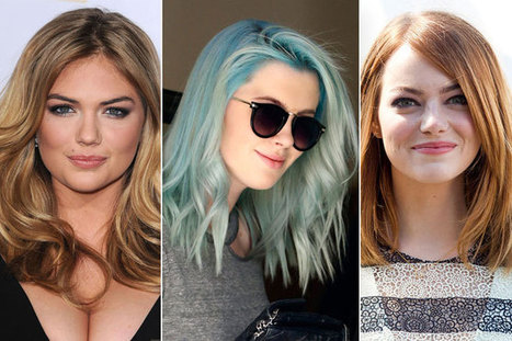The Must-Try Hair Colors for Spring | Summer Beauty and Hair Tips >> REGIS | Scoop.it
