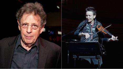 Big Ears 2016: Laurie Anderson, Philip Glass Collab Part of Epic Lineup - RollingStone.com   Calls for Curators   Scoop.it