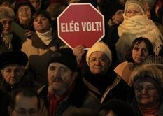 Tens of Thousands Rally in Hungary Against Attacks on Democracy | Human Rights News | Scoop.it