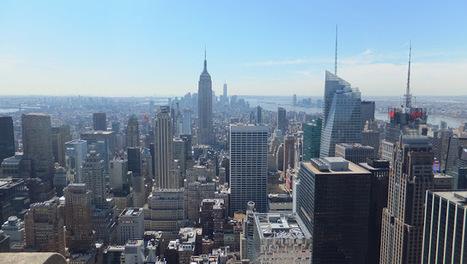 rendre de la hauteur et arriver jusqu´au top pour regarder Manhattan | Univers du Voyage | Scoop.it