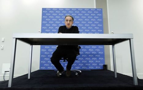 Prof. Sergio Marchionne's bravura performance at the Detroit autoshow | Strategic Management Issues | Scoop.it
