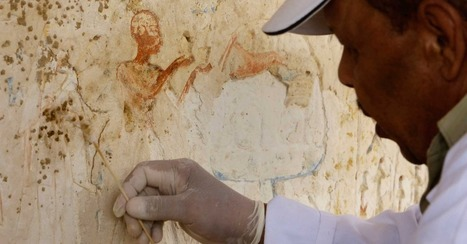 Two 3,100-Year-Old Tombs Discovered in Egypt | Digital ancient history | Scoop.it