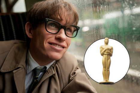 If This Theory Is Right, Eddie Redmayne Will Win Best Actor | What's up, TV? | Scoop.it