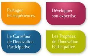 L'innovation participative, un facteur de bien-être au travail | Co-innovation, co-création, co-développement | Scoop.it