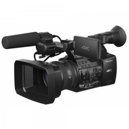 4 New Cameras From Sony! ActionCam, Music Cam and 2 new 4K cams. | Technology | Scoop.it