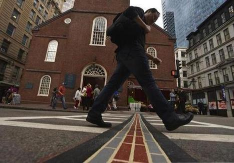 Pedestrian-friendly development leads to profits, study finds - Boston Globe | Sheboygan | Scoop.it