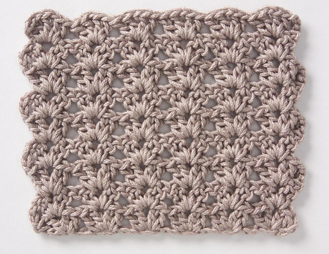 Crochet Stitches Free Patterns | Knitting and Crochet | Scoop.it