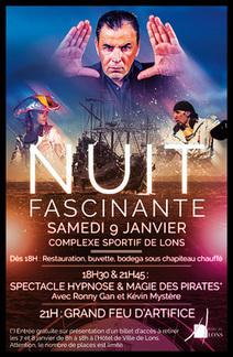 Nuit Fascinante Lons 2016   vue sur les Pyrenees   Scoop.it