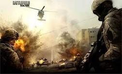 Jeux video: EA devoile un site virale pour Battlefield 4 ! (video) | cotentin-webradio jeux video (XBOX360,PS3,WII U,PSP,PC) | Scoop.it
