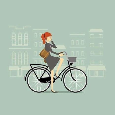 Quel est le meilleur moyen de transport pour aller au travail, selon la science | 694028 | Scoop.it