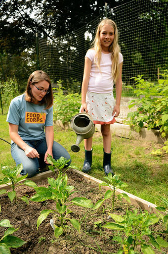 School Garden Grants | Whole Kids Foundation | School Gardening Resources | Scoop.it