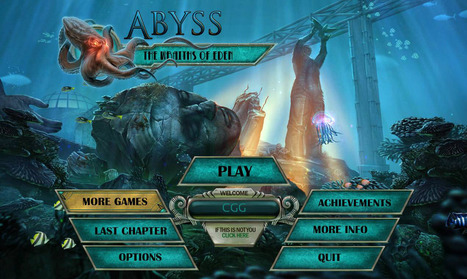 Abyss: The Wraiths of Eden Walkthrough: From CasualGameGuides.com | GAmes | Scoop.it