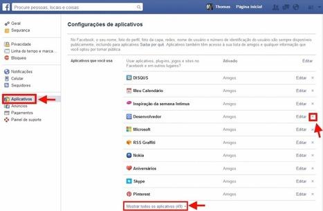 Aprenda Informática fácil: como remover o vírus do Facebook que envia mensagem a todos os seus amigos | Aprenda Informática Fácil | Scoop.it