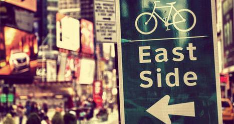 #smartcity : le vélo, une économie globale plus que juteuse | L'Atelier : Accelerating Innovation | Mobilités digitales | Scoop.it