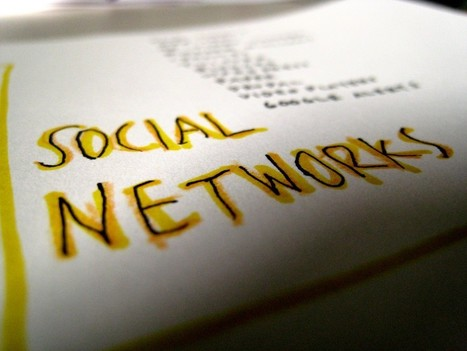 Social Networks for Scientists | A New Society, a new education! | Scoop.it