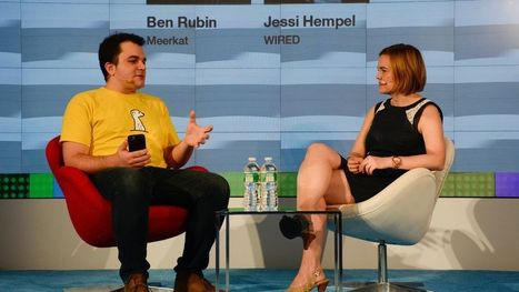 Escape from the tech hype machine: Meerkat's founders look beyond livestreaming | Modern Marketing Revolution | Scoop.it