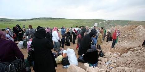 Jordan: Children among Syrian refugees denied entry - Amnesty International | Human Geography | Scoop.it