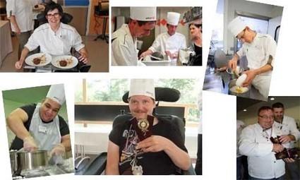 6 pâtissiers handicapés : des Top chefs tout chocolat | Handicap.fr | Actu Boulangerie Patisserie Restauration Traiteur | Scoop.it