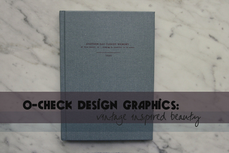 O-Check Cloudy Memory Notebook Review | Notebook loves Pen | stationery | Scoop.it