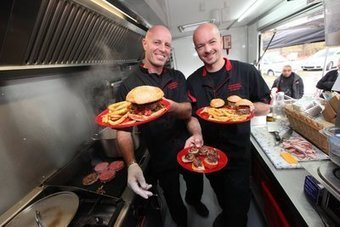 "La mode des ""Food trucks"" gagne le département du Var - Var-Matin   Veille Food-trucks   Scoop.it"