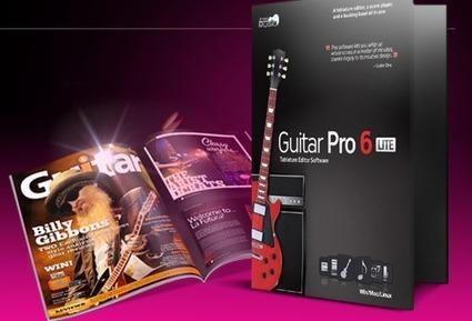 Logiciel gratuit Guitar Pro 6 Lite Fr 2013 Licence gratuite Giveaway Windows ,Mac, Linux   Impro Facile   Scoop.it