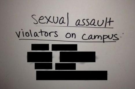 Les Inrocks - Les campus américains mis en cause pour leur traitement des victimes de viol | L'enseignement dans tous ses états. | Scoop.it