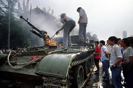 """Tiananmen Square: """"Great Firewall"""" all but hides the 24th anniversary of China massacre   School Mrs. Brock   Scoop.it"""