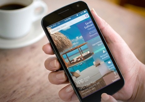 10 Mobile Features That Travelers Most Want From Hotels | Luxury hotel and technology | Scoop.it