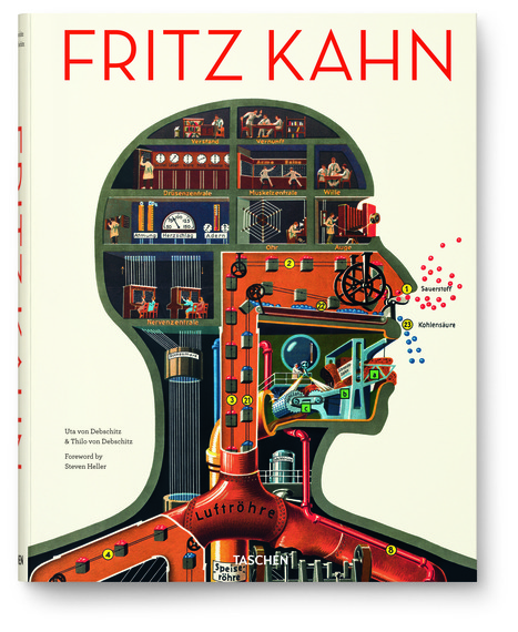 Fritz Kahn's Striking Illustrations of the Human Body as a Machine - Flavorwire   Human Body   Scoop.it