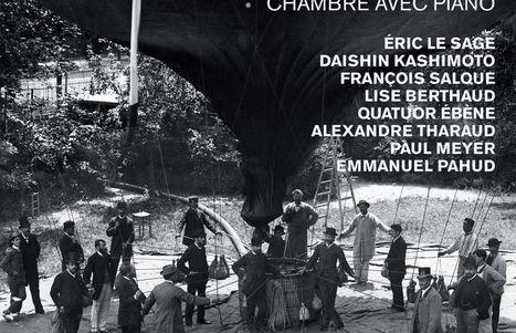 Gabriel Fauré, Intégrale de la musique de chambre avec piano - Alpha 228 | Alpha Classics | Scoop.it