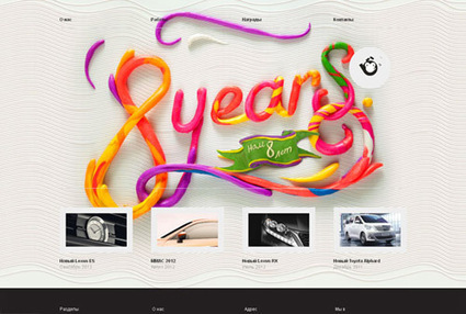 80 Inspirational Design Portfolios to Bump Up Your Creativity | inspiration digitales | Scoop.it