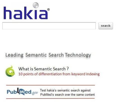 Leading semantic Search Technology hakia.com | 21st Century Tools for Teaching-People and Learners | Scoop.it