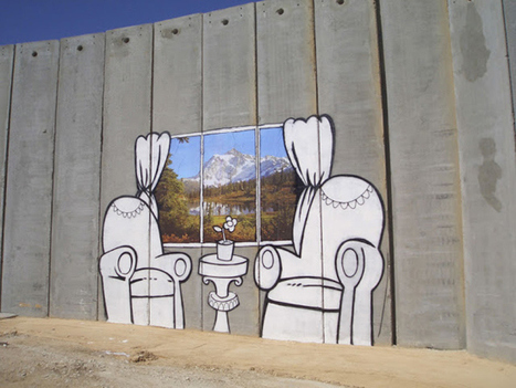 4 efforts to diffuse conflict in Israel with art   Walkerteach Geo   Scoop.it