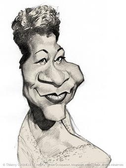 Les utopies parallèles: Ella Fitzgerald | Jazz Plus | Scoop.it