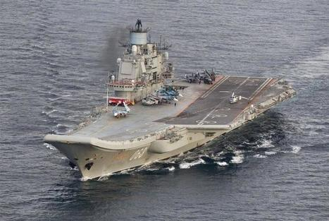 Commentary: Why Putin is unleashing his only aircraft carrier | AUSTERITY & OPPRESSION SUPPORTERS  VS THE PROGRESSION Of The REST OF US | Scoop.it