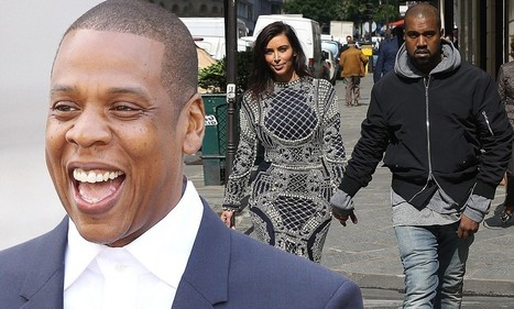 Jay Z and Beyonce 'to snub Kim Kardashian and Kanye West's wedding' - Daily Mail | Beyonce | Scoop.it