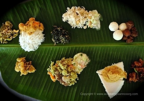 Kodava Cuisine - Coorg Food - Indian Food Trail » All Recipes ... | Culinary Art | Scoop.it