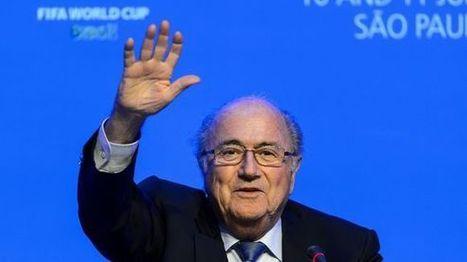 Fifa-Kongress: Die große Sepp-Blatter-Show | MM-kisat 2014 | Scoop.it