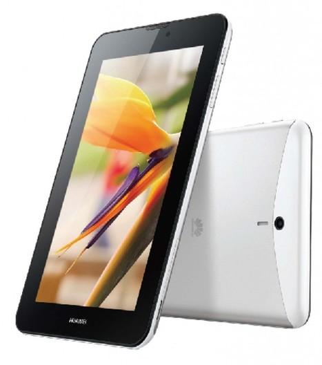 "Huawei rolls out MediaPad 7"" Vogue and MediaPad 10"" Link 3G/WiFi quadcore ... - Manila Bulletin | Huawei Club | Scoop.it"
