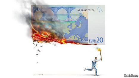 The Greek run   Financial News   Scoop.it