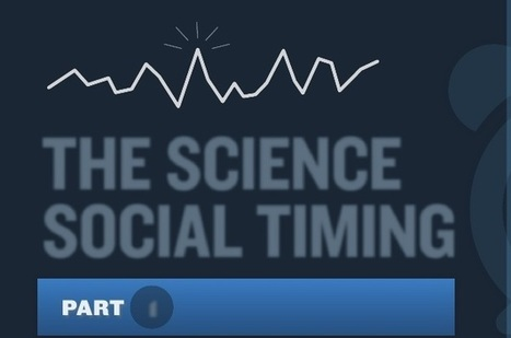 Social Media Engagement and Best Timing to Share Infographic | DV8 Digital Marketing Tips and Insight | Scoop.it