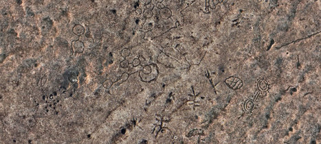 Lewis Canyon Petroglyph Site – Gigapan Images | Mégalithismes | Scoop.it
