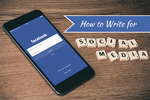 How to Write for Social Media | Moving minds and people in business | Scoop.it