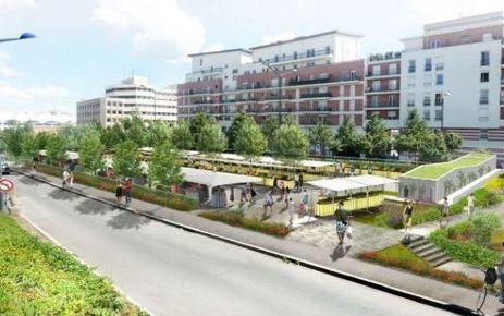 Enfin un grand marché dans la 1re ville de l'Essonne - Le Parisien | Essonne - CAPS | Scoop.it