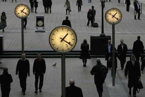 Une comparaison inédite des durées effectives du travail en Europe | Marketing connecté - Stratégies d'influence autour des médias sociaux | Scoop.it