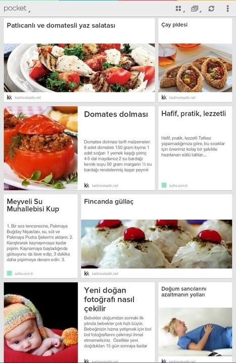 Pocket | Güncel Android Blogu | Android Uygulamaları | Scoop.it